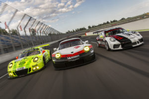 Porsche Tracktest
