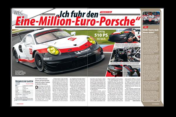 Presse Porsche
